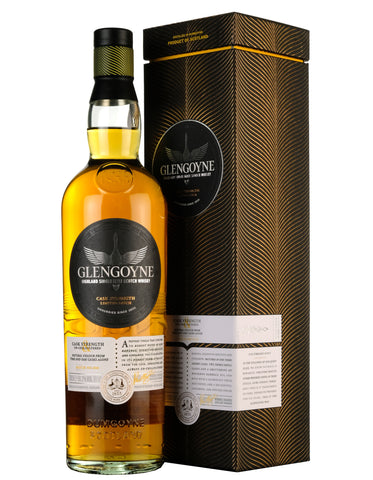 Glengoyne Cask Strength Batch 008