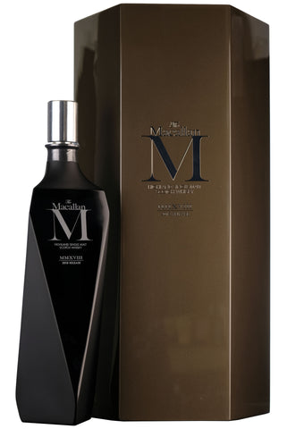 Macallan M Black Decanter | 2018 Release