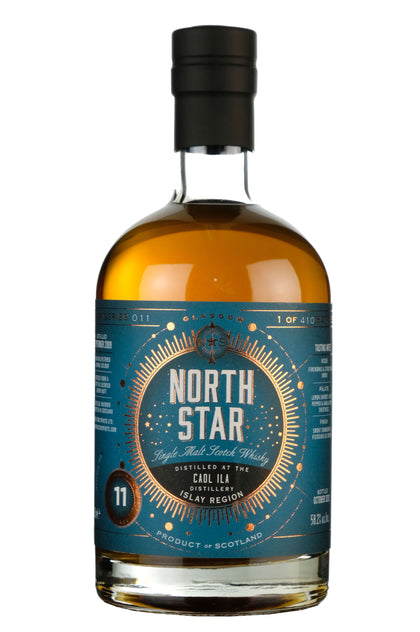 Caol Ila 2009-2020 | 11 Year Old North Star Spirits
