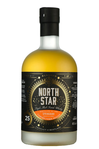 Springbank 1994-2020 | 25 Year Old North Star Spirits