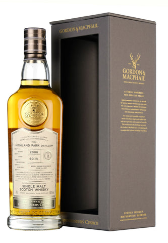Highland Park 2006-2020 | 14 Year Old Connoisseurs Choice Cask Strength