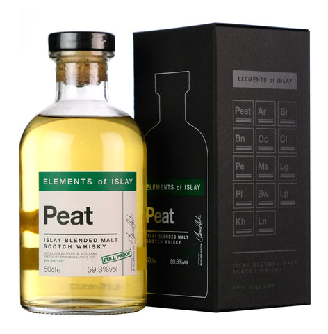 Elements Of Islay | Peat Full Proof