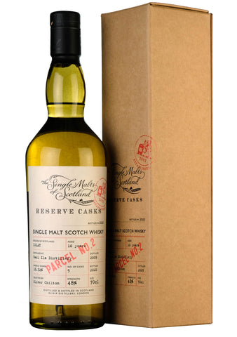 Caol Ila 2009-2020 | 10 Year Old | The Single Malts Of Scotland