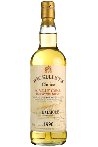 Dalmore 1990-2004 | Mac Kullicks Choice Cask 65