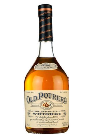 Old Potrero 18th Century Style Whiskey