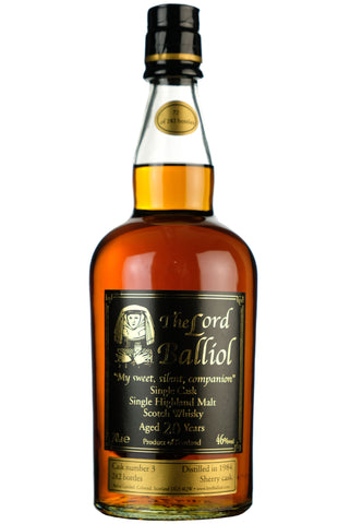 The Lord Balliol 1984 | 20 Year Old Single Cask 3