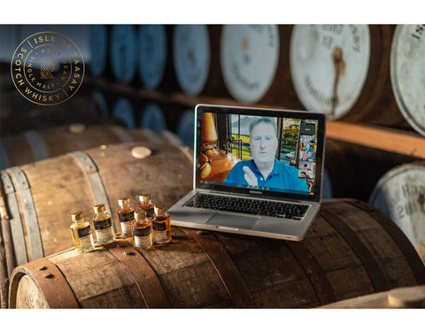 Whisky-Online Virtual Tasting | Isle Of Raasay Distillery