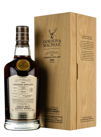 Linkwood 1990-2020 | 30 Year Old Connoisseurs Choice Cask Strength