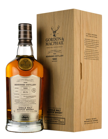 Benrinnes 1990-2020 | 30 Year Old | Connoisseurs Choice Cask Strength