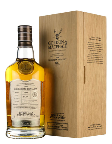Longmorn 1987-2020 | 33 Year Old | Connoisseurs Choice Cask Strength