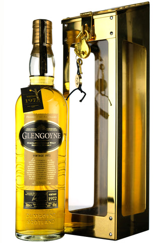 Glengoyne 1972-2007 | 35 Year Old | Spirit Safe