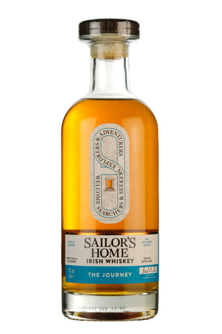 Sailor's Home The Journey | Irish Whiskey