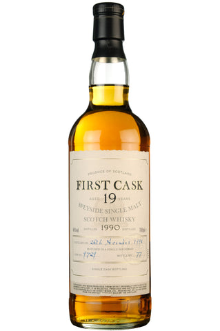 Linkwood 1990 | 19 Year Old | First Cask 9729