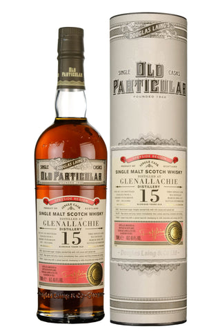 Glenallachie 2005-2020 | 15 Year Old | Old Particular Cask DL14406