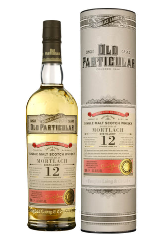 Mortlach 2008-2020 | 12 Year Old | Old Particular Cask DL14562