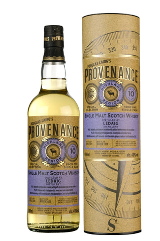 Ledaig 2009-2020 | 10 Year Old | Provenance Cask DL14016