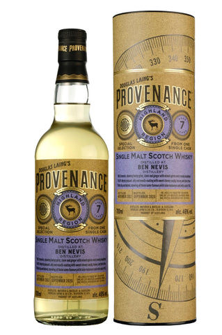 Ben Nevis 2012-2020 | 7 Year Old | Provenance Cask DL14395