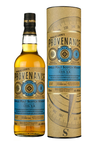 Caol Ila 2012-2020 | 8 Year Old | Provenance Cask DL14396