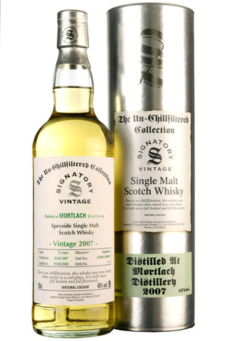 Mortlach 2007-2020 | 13 Year Old Signatory Vintage Cask 304896 + 304898