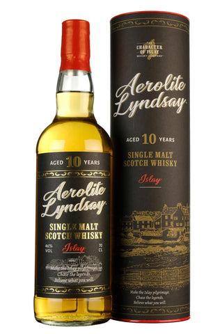 Aerolite Lyndsay 10 Year Old Islay Single Malt