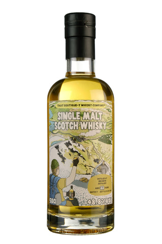 Ben Nevis 22 Year Old | That Boutique-y Whisky Company Batch 7