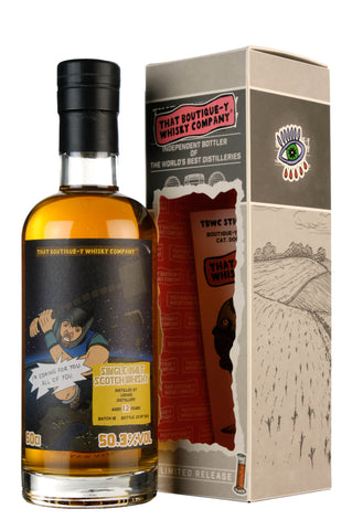 Ledaig 12 Year Old | That Boutique-y Whisky Company Batch 18