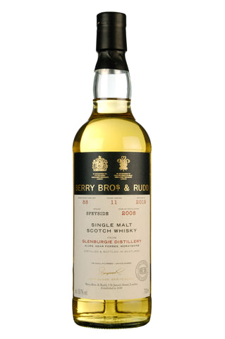 Glenburgie 2008-2019 | 11 Year Old | Berry Bros & Rudd Cask 88