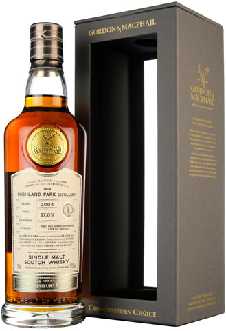 Highland Park 2004-2020 | 16 Year Old Connoisseurs Choice Cask Strength