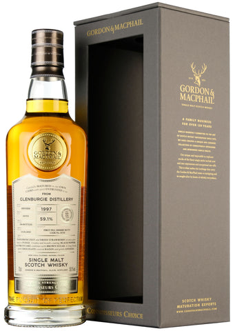 Glenburgie 1997-2020 | 22 Year Old Connoisseurs Choice Cask Strength