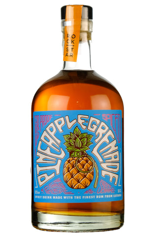Pineapple Grenade Spiced Rum