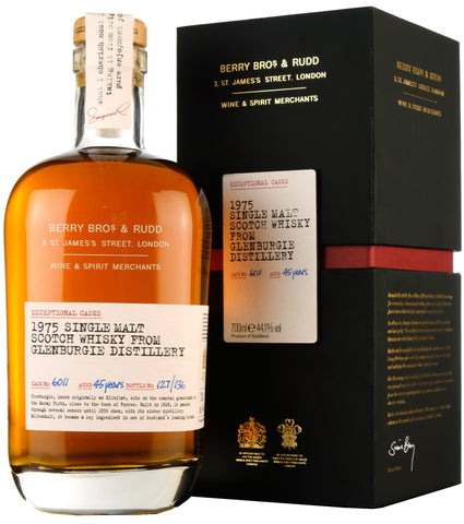 Glenburgie 1975-2020 | 45 Year Old Berry Bros & Rudd Cask 6011