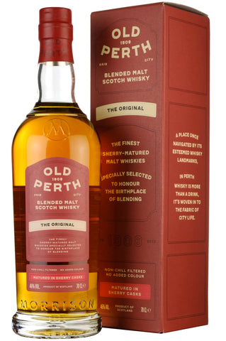 Old Perth Sherry Cask Blended Malt