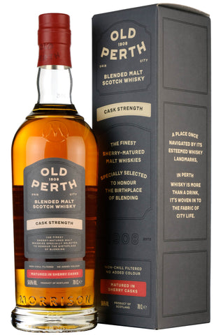Old Perth Cask Strength Blended Malt
