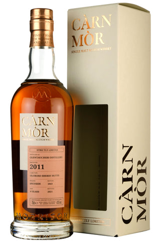 Glentauchers 2011-2021 | 9 Year Old | Carn Mor Strictly Limited