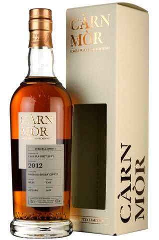 Caol Ila 2012-2021 | 8 Year Old | Carn Mor Strictly Limited