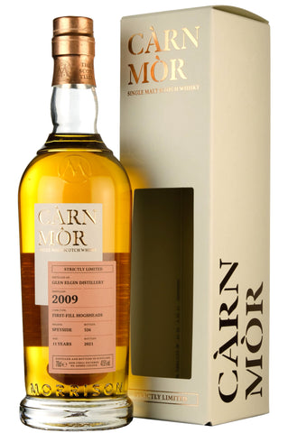 Glen Elgin 2009-2021 | 11 Year Old Carn Mor Strictly Limited