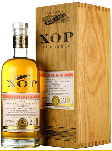 Glenrothes 1998-2019 | 21 Year Old XOP Cask DL13522