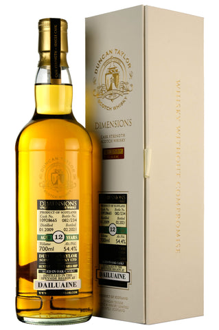 Dailuaine 2009-2021 | 12 Year Old Duncan Taylor Cask 10928665