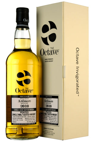 Ardmore 2010-2020 | 10 Year Old Duncan Taylor Octave Cask 1926678