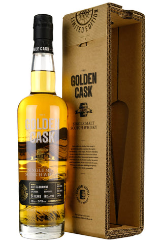 Allt-A-Bhainne 1995-2020 | 24 Year Old The Golden Cask CM264