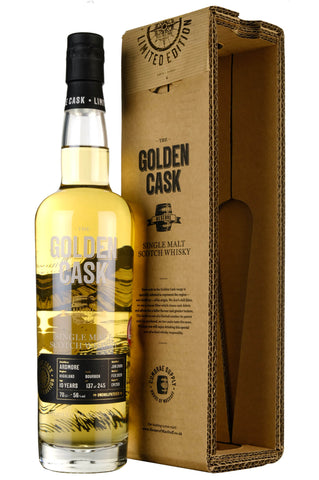 Ardmore 2009-2020 | 10 Year Old The Golden Cask CM259