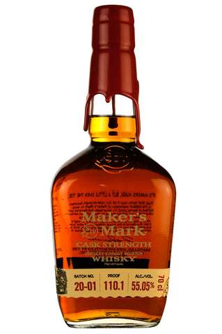 Maker's Mark Cask Strength Kentucky Straight Bourbon