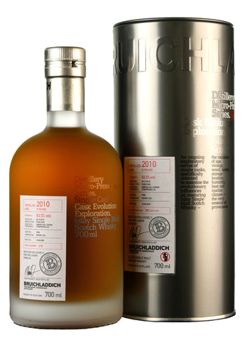 Bruichladdich 2010-2020 | 9 Year Old Micro-Provenance Cask 2784
