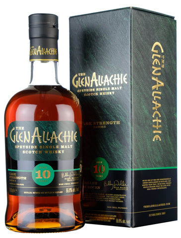 Glenallachie 10 YearOld Cask Strength Batch 5