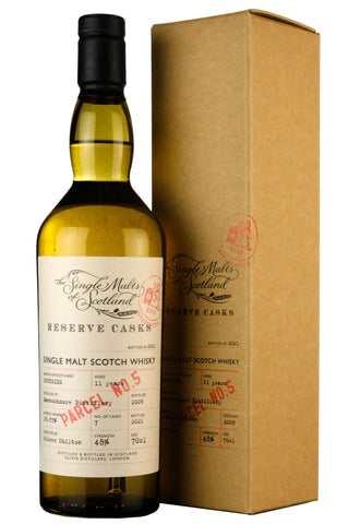 Mannochmore 2009-2021 | 11 Year Old | The Single Malts Of Scotland