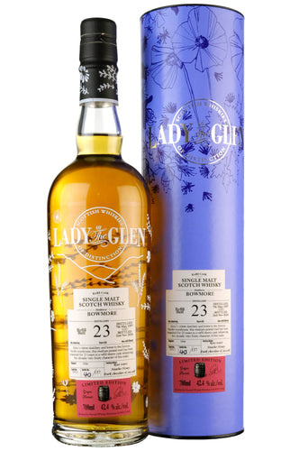 Bowmore 1997-2020 | 23 Year Old | Lady Of The Glen Cask 9715