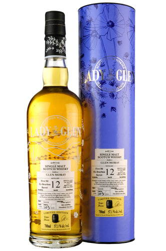 Glen Moray 2008-2021 | 12 Year Old | Lady Of The Glen Cask 5586