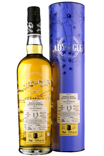 Inchgower 2008-2021 | 13 Year Old | Lady Of The Glen Cask 800479