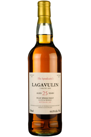 Lagavulin 1990-2015 | 25 Year Old | The Syndicate's Single Cask 4394
