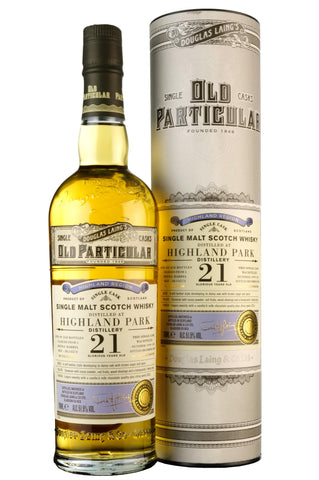 Highland Park 1999-2020 | 21 Year Old | Old Particular DL14573